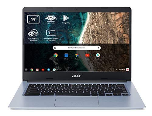 Acer Chromebook 314 CB314-1H - Ordenador Portátil 14' HD, Laptop...