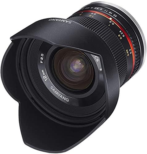 Samyang 12mm F2.0 - Festbrennweite mit manuellem Fokus