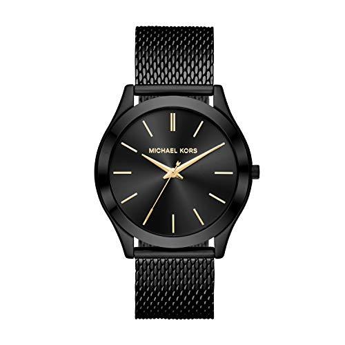 Michael Kors Men's Slim Runway Analog-Quartz Watch with...