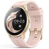 AGPTEK Montre Connectée Femme, Smartwatch Bluetooth 5.0 Tracker...