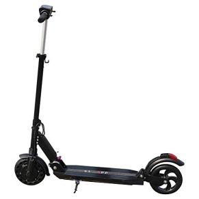 HAINIWER Scooter eléctrico AOVO EW4 Adulto, Freno Doble Motor 350w Scooter Ajustable de 3 velocidades 35 km/h Velocidad…