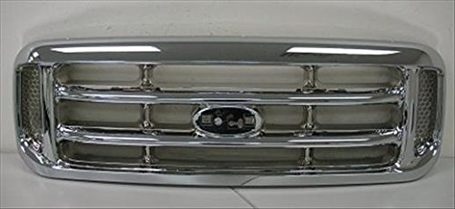 OE Replacement Ford Super Duty Grille Assembly (Partslink Number FO1200417)