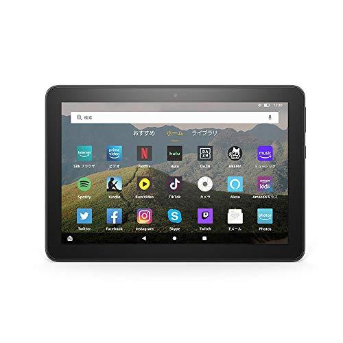 Fire HD 8 タブレット ブラック (8インチHDディスプレイ) 32GB