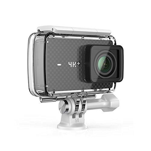 YI 4K+ - Cámara de Acción / Deportiva de 4K/60fps de pantalla...