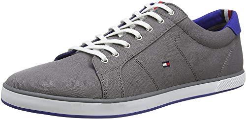 Tommy Hilfiger H2285arlow 1d, Zapatillas para Hombre, Gris (Steel Grey), 42 EU