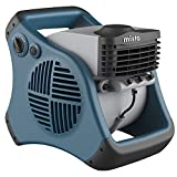 Lasko 7054 Misto Outdoor Misting Blower Fan - Features Cooling Misters, Ideal for Sports, Camping, Decks & Patios, Blue