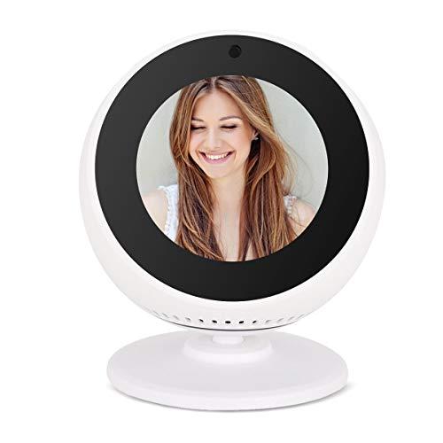 azamp Soporte Regulable para Echo Spot, Ajuste Echo Face Up and...
