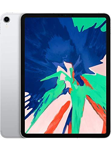 Apple iPad Pro (11 pouces, Wi‑Fi, + Cellular 64Go) - Argent (Dernier Modèle)