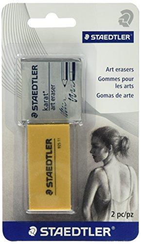 Staedtler Art–Gomas de borrar (5427bk2a6na)