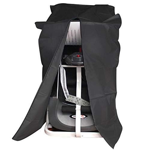 hinffinity - Copertura per tapis roulant, impermeabile, pieghevole, impermeabile, antipolvere, impermeabile, resistente e resistente all'acqua