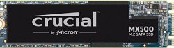Crucial MX500 500GB 3D NAND SATA M.2 Type 2280SS Internal SSD - CT500MX500SSD4,Multicolor