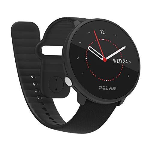 Polar Unite – Smartwatch - Wasserdichte Fitnessuhr mit Connected GPS, Schlaftracking, täglichen Trainingsanleitungen, Erholungsanalyse – optische Pulsmessung am Handgelenk
