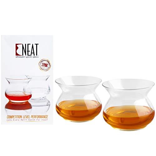 Neat - 2 Bicchieri da degustazione per Whisky
