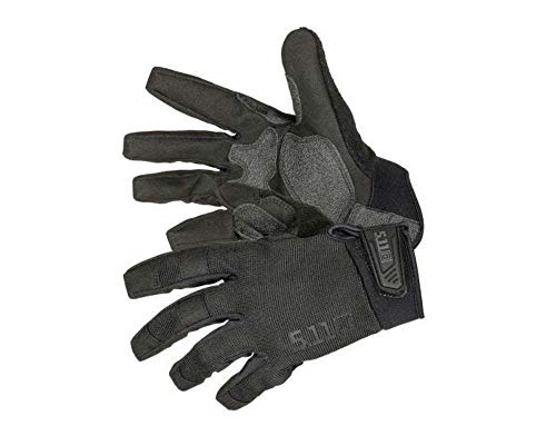 5.11 Tactical TAC A3 Guanto, Nero , XL