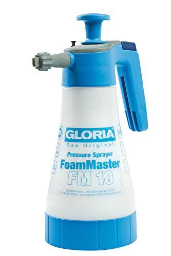 GLORIA FoamMaster FM 10   Schaumsprüher   1 L Füllinhalt   Austauschbare...