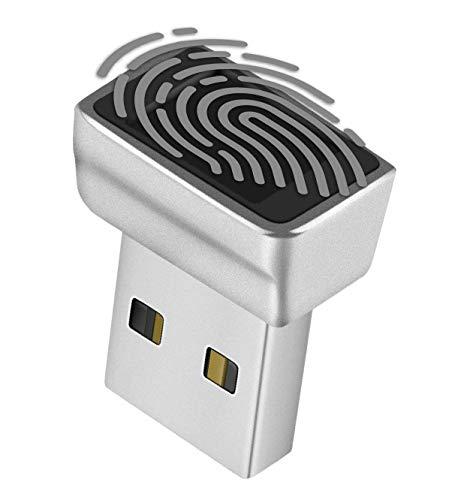 TNP Nano USB Fingerprint Reader for Windows 10 Hello -...