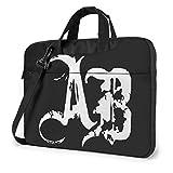 Hdadwy Alter Bridge Laptop Shoulder Messenger Bag Funda para maletín para 13 Pulgadas 14 Pulgadas 15.6 Pulgadas Funda para computadora portátil 14 Pulgadas