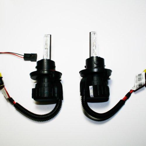 Innovited 55W HID Xenon Bi-xenon Hi/Lo Dual Beam Replacement Bulbs - H13 9008-8000K