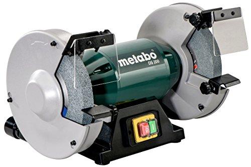 Metabo DS 200–Double Disques de Broyage 200Millimètres