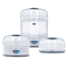 Chicco Natural Fit 3-in-1 Modular Sterilizer