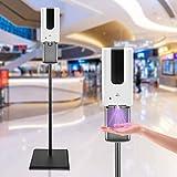 S SMAUTOP Distributeur de Gel Hydroalcoolique sur Pied - Distributeur Automatique de...
