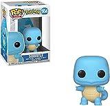 Funko Pop! 39442 Pokémon Squirtle #504 – Officiellement Licensed