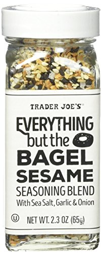 Trader Joe's Everything but the Bagel Sesame Seasoning Blend 2.3 oz, Pack of 1