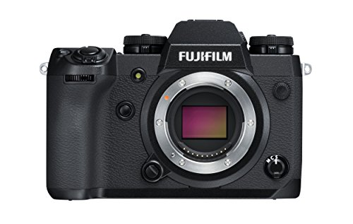 FUJIFILM ミラーレス一眼 X-H1ブラック X-H1 A Amazonベーシッククーポン付