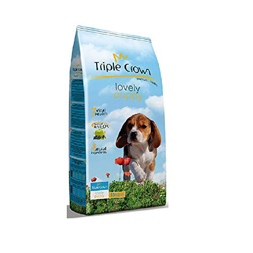TRIPLE CROWN Pienso para Cachorros y Madres gestantes Lovely Puppy 3Kg