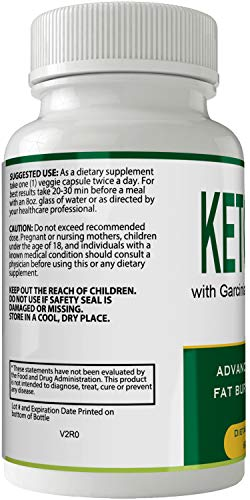 Keto Flex Weight Loss Pills Diet Capsules with Garcinia Cambogia, Weightloss Lean Fat Burner, Advanced Thermal Fat Loss Supplement for Women and Men 2
