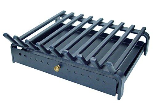 ImEx EL Fox 10805–Grill für Kamin mit Schublade (60x 45cm)