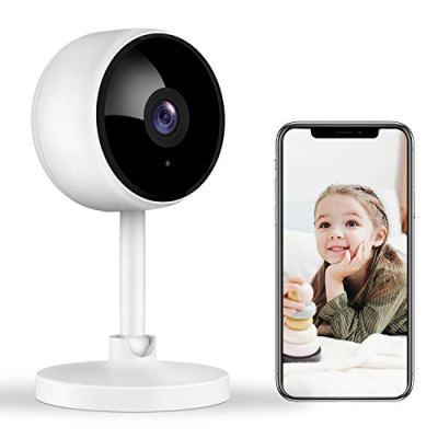 Home Security Camera, Littlelf 1080P FHD Indoor WiFi Wireless...