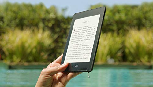 Kindle Paperwhite – (previous generation - 2018 release) Waterproof with 2x the Storage – Ad-Supported