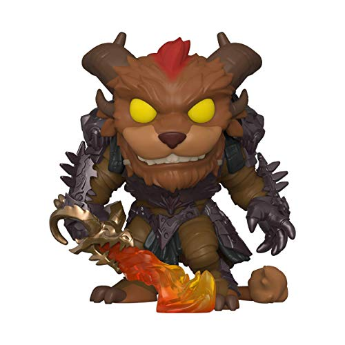 Funko 41508 POP Games: Guild Wars 2 - Rytlock Collectible Toy, Multicolour