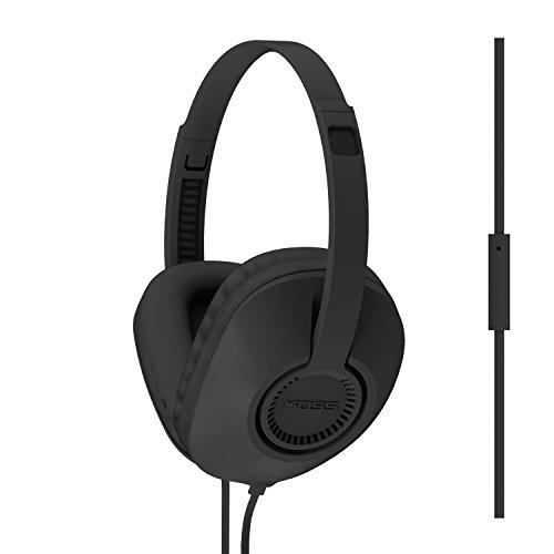 Koss Corp. Europe Diadema Biauricular Alámbrico Negro auricular para móvil - Auriculares...