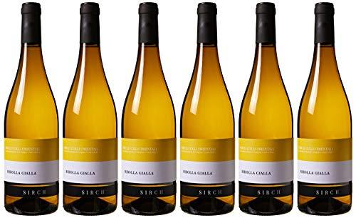 Colli Orientali Del Friuli DOC Ribolla Gialla Sirch - 6 Bottiglie da 750 ml