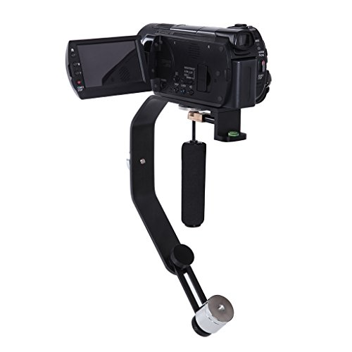 Sevenoak デジカメ マルチ スタビライザー  GoPro/ iphone向けハンドスタビライザー 動画撮影 手ブレ防止  iphone、ビデオカメラ、ムービー マウント 動きながらの撮影時の手ブレ抑制!