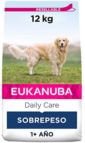 Eukanuba Daily Care Alimento seco para perros adultos con sobrepeso 12...