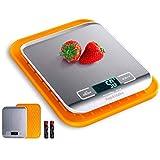 Supkitdin Balance de Cuisine électronique, Balance de Cuisine numérique...