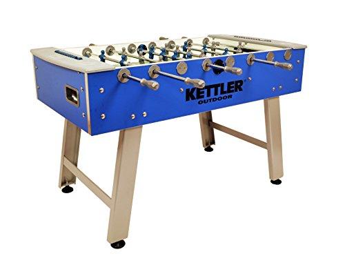 Kettler Weatherproof Indoor/Outdoor Foosball/Soccer Game...
