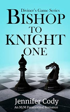 Bishop to Knight One (Diviner's Game Book 1) by [Jennifer Cody]