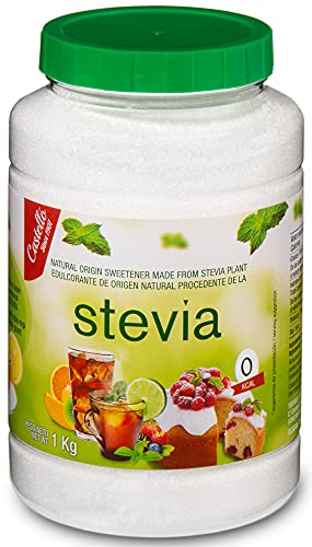 Edulcorante Stevia + Eritritol 1:1 - Granulado - Sustituto d