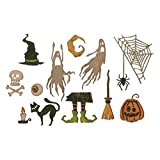 Sizzix 664209 Frightful Things by Tim Holtz Dies