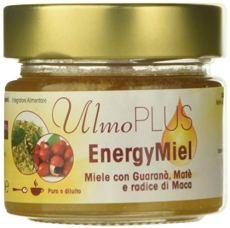 Ulmo Plus EnergyMiel - Miele di Ulmo con Estratti Vegetali - 200 Gr
