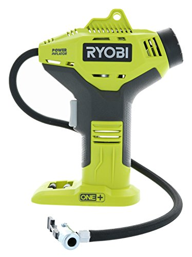 Ryobi P737 ONE+ Cordless Tire Inflator Without Battery
