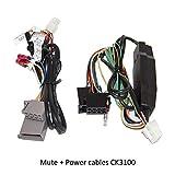 Parrot 5055147561919–Cable mute + Câble d'alimentation Série CK3100
