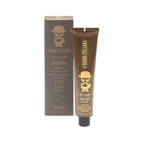Barba Italiana Gel Strong per Capelli Amarone - 120 ml