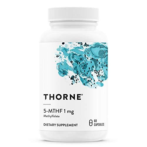 5-MTHF, 1 mg, 60 Veggie Caps