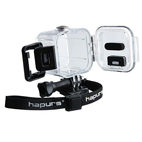 Hapurs - Custodia protettiva impermeabile subacquea per GoPro Hero 4 Session 5 Session, accessorio per fotocamera sportiva