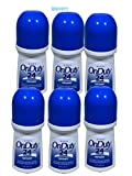 Avon On Duty 24 Hour Sport Roll On Antiperspirant Deodorant 2.6 fl.oz. Lot 6 pcs.
